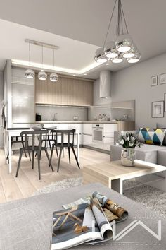 Project 60m2 apartment Gdynia Wiczlino estate Sokolka Zielenisz Developer HOSSAPart 2
