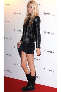 Poppy Delevingne at the Kate Moss for Rimmel party 13 | Fashion | Vogue