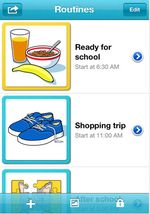 Routinely visual scheduling app GIVEAWAY! Brand new app!