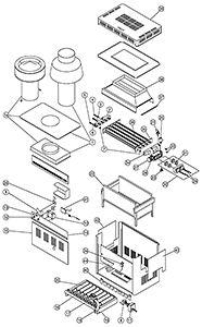Heat Pump Parts Diagram caretaker 99 8 port parts list | pools supply parts | pinterest