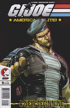 GI Joe has been the title of comic strips and comic books in every decade since 1942. As a licensed property by Hasbro, comics have been released from 1967 to present, with only two interruptions longer than a year (1977–1981, 1997–2000). As a team fighting Cobra since 1982, the comic book history of G.I. Joe: A Real American Hero has been covered by three separate publishers and four main-title series, all of which have been based on the Hasbro toy line of the same name.