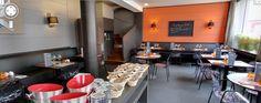 Visite virtuelle 360° Google du restaurant La Bulle à Brest   http://www.air-media29.com/creation-360-google/exemples-visites.html
