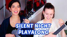 Silent Night Ukulele Christmas Playalong - YouTube Silent Night, Teaching Music, Ukulele, Youtube, Christmas, Xmas, Music Lessons, Navidad, Noel