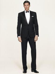 Anthony Notch Lapel Tuxedo - Suits  Men - RalphLauren.com
