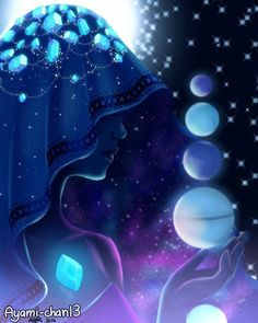 Finally finished Blue Diamond from ⭐Steven Universe⭐!! Its really tiring for my finger to draw the gems and stars x(( Welp, just taking break from drawing so many Undertale stuff xDDD By the way, credits to kateheichou (on DeviantArt) for making an amazing design of Blue Diamond which I used for this art piece ❤ And her pose is based from her mural (^▽^)