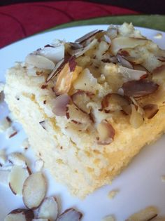 Steamed Almond Flour Cake – With the Ninja Kitchen System