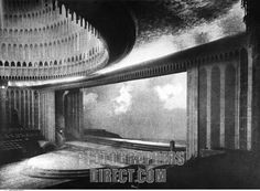 Grosses Schauspielhaus , Berlin , Germany , c . 1920 . Designed by Hans Poelzig for theatre impresario Max Reinhardt ( theatre director ) , 1918 19 . Theatre remodelled from circus building . Expressionist architecture . stock photo