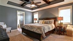 Want a custom bedroom? Let Lake Hallie Cabinets & Design give you the perfect master bedroom remodel! Parade Of Homes, Closet Designs, Bath Design, Cabinet Design, Home Remodeling, Wisconsin, Cabinets, Kitchen Design, Master Bedroom
