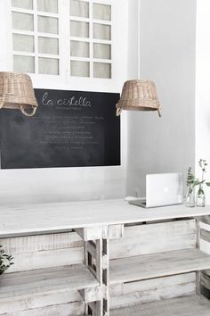 Herbal Essence: A Modern Apothecary in Valencia, Spain: Remodelista