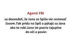 Agenti FBI - Spišiakoviny.eu