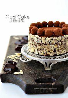 PANEDOLCEALCIOCCOLATO: Mud Cake al cioccolato…il mio piatto forte!