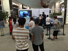 NEXPERIENCE POP-UP at LOTTE MALL GIMPO AIRPORT, SOUTH KOREA Get more info : http://www.nexperiencevr.com