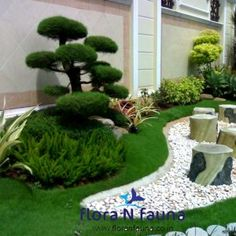 Stunning Rock Garden Landscaping Ideas 1 Image Is Part Of 100 Gallery You Can Read And See Another Amazing