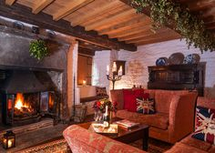 A Joyful Cottage: A Tour of Three Welsh Cottages