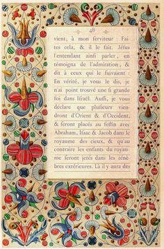 Design - Paper - Border, medieval 11