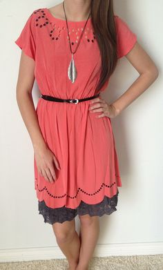 SexyModest Boutique has great summer dresses that are modest and totally in style!