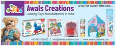 Deals in -  #CreativeGames #IndoorGames #PlasticToys #Dolls #ChildrenTentHouse #EducationalJigsawPuzzles #DIYKits #ArtandCraft #RattleSets #ToyGuns #HoppingProducts #ClayCraftandCreativeSand  Visit us to see our entire range of toys and games.