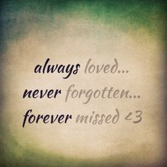 always remebered forever - Google Search