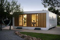 Noem Prefabricated Eco Modular Homes 1