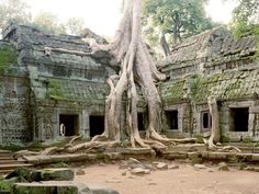 Some popular tourist attractions are worth braving the potential crowds for, and Angkor Wat is at the top of that list. No matter how many Asian temples you've seen, this one will always be the grandest and most breathtaking.