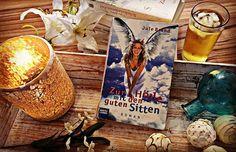 Wenn Kati den Rum zum Backen lieber gleich flüssig genießt, und plötzlich ein sexy Teufelchen auf ihrem Badewannenrand auftaucht, der ihr drei Wünsche anbietet, ist das für uns brüllend komisch.  Obwohl ich mir das Buch bereits 1999 gekauft habe, hat es nichts von seinem Charme und Humor eingebüßt.  #julebrand #kerstingier #buch #buecher