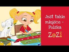 ZoZi - Jest takie miejsce - Polska (To Polska właśnie) - YouTube Audio Books, Family Guy, Youtube, Lettering, Fictional Characters, Songs, Historia, Drawing Letters, Fantasy Characters