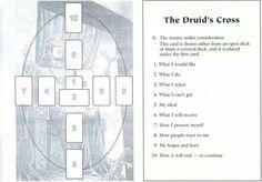 Tarot druid crosd