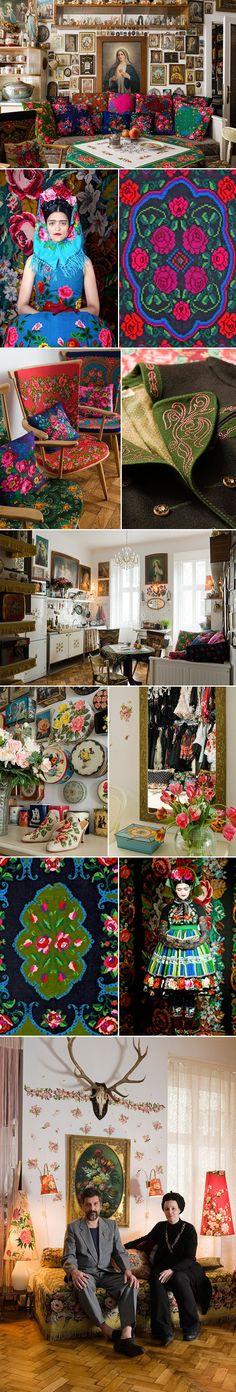 Déco à la moscovite magazine westwing                                                                                                                                                                                 Plus