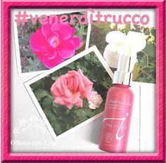 Officina delle Erbe. VENERDÌ TRUCCO. Smell the roses. Spray Idratante #janeiredale . Con Rosa Damascena . Un regale per te  per la #festadellamamma  per una amica  una zia  per tutte le donne . #Rose #acquadirose #idratante #sprayidratante  #solocosebelle  #solocosebuone  #janeiredalemakeup #officinadelleerberimini #officinadelleerberimini #erboristeria #rimini by salute.e.bellezza