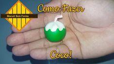 Como Fazer Biscuit #26 - Coco!