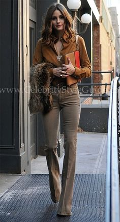 Olivia Palermo Style and Fashion - MiH Jeans Marrakesh Jeans - Celebrity Style Guide