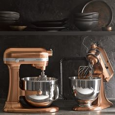 Kitchenaid R Pro Line Stand Mixer 7 Qt Copper Modern Heirlooms Pinterest Mixers And Crushes