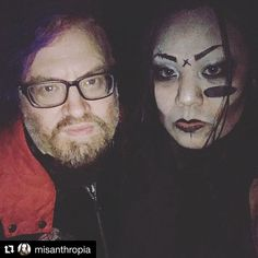 #Repost @misanthropia with @get_repost  Tonight at City Club . Witch House and Goth Night / @matersuspiriavision album release party for baba Yaga . phantasmagoria 2 film screening . With DJs @textbeak ( @olowex )( @cleopatrarecords ) Whywolf Jay Misanthropia  and Charles English . We are giving away 20 digital copies of the album 400 Bagley st. Detroit mi . . . . #misanthropianarcissus #dance #tattoo #dead #gothic #goth #industrial #ebm #aggrotech #blackmetal #makeup #club #deathrock…