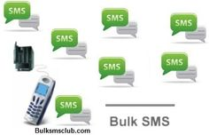 Send Bulk Sms in Single click with our best Bulk sms Services visit http://bulksmsclub.com/