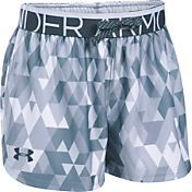 Under Armour Girls' Printed Armour Shorts Sporty Outfits, Sporty Style, Athletic Outfits, Summer Outfits, Cute Outfits, Sporty Clothes, Summer Clothes, Under Armour Outfits, Nike Under Armour
