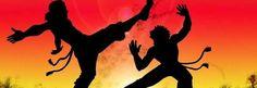 A musicalidade da capoeira a distingue de todos os outros tipos de lutas existentes.
