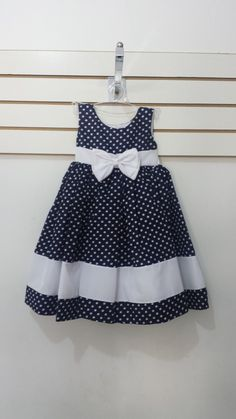 Frocks For Girls, Kids Frocks, Little Dresses, Little Girl Dresses, Cute Dresses, Girls Dresses, 50s Dresses, Elegant Dresses, Infant Dresses