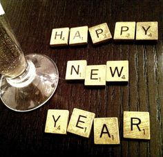 new years wishes scrabble