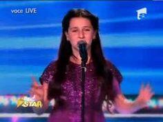 Teodora Sava -Listen ( Beyonce )- Next Star finala sez. Amazing little girl Listen Beyonce, The Voice, Little Girls, Singer, Stars, Amazing, Music, Youtube, Places