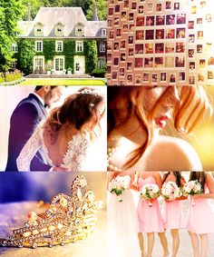 The Wedding, The Queen, The Crown, The Memories, And Of Course, The Girls<3