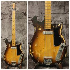 Vintage Bass Guitars, Low End, Double Bass, Guitar Tips, Cool Guitar, Playing Guitar, Marvel, Zanotti Shoes, Essential Elements