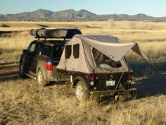 Honda Element Camper Trailers for Outdoor Adventures by Tentrax                                                                                                                                                     More