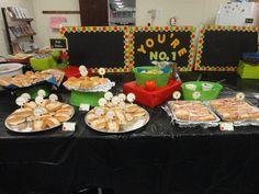 "Photo 1 of 18: Chalk Boards / Teacher Appreciation Day ""Teachers Rock & Rule!"" | Catch My Party"
