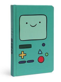 Adventure Time Mini BMO Journal $9.99
