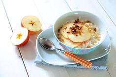 Oatmeal, Yummy Food, Breakfast, Food Ideas, Fitness, Bircher Muesli, The Oatmeal, Morning Coffee, Delicious Food