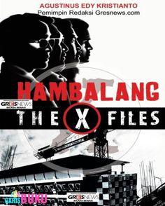 HAMBALANG THE X FILES
