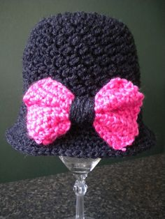 wish I looked good in hats. love this!