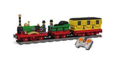 LEGO RC Adler (Train)