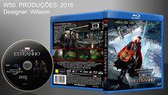 W50 produções mp3: Doutor Estranho (Blu-Ray)  Lançamento  2016