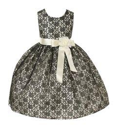 Cinderella Couture Girls Black Lace Dress With Ivory Sash & Flw 6 (1132) Cinderella Couture http://www.amazon.com/dp/B00GUNHX38/ref=cm_sw_r_pi_dp_RP5Nub1726VDR